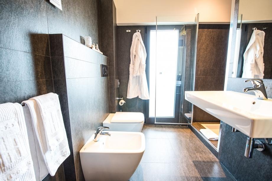 Prova i comfort delle nostre camere superior a Carpi!