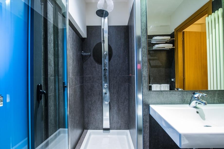 La suite dell'Hotel Touring, hotel 4 stelle a Carpi