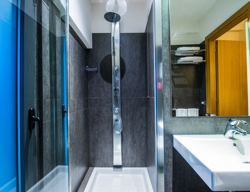 The suite of Hotel Touring, 4-star hotel in Carpi