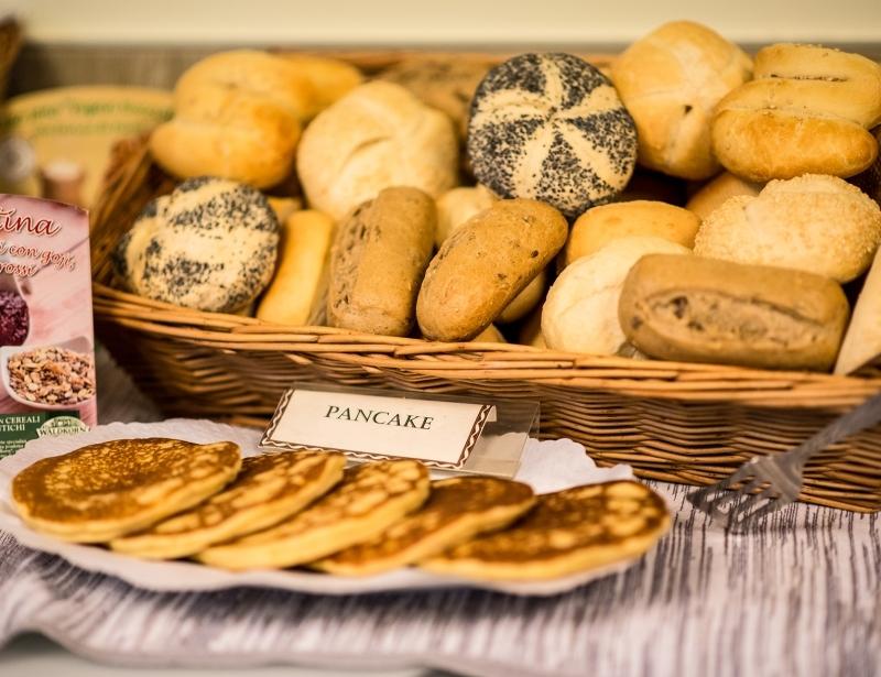 Colazione a buffet: Hotel Touring a Carpi
