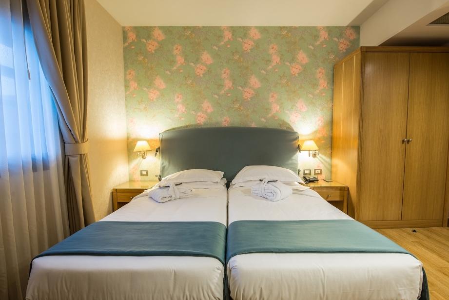 Scopri la camera doppia del nostro hotel 4 stelle