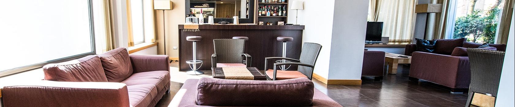 Prova i deliziosi drink del bar dell'Hotel Touring a Carpi