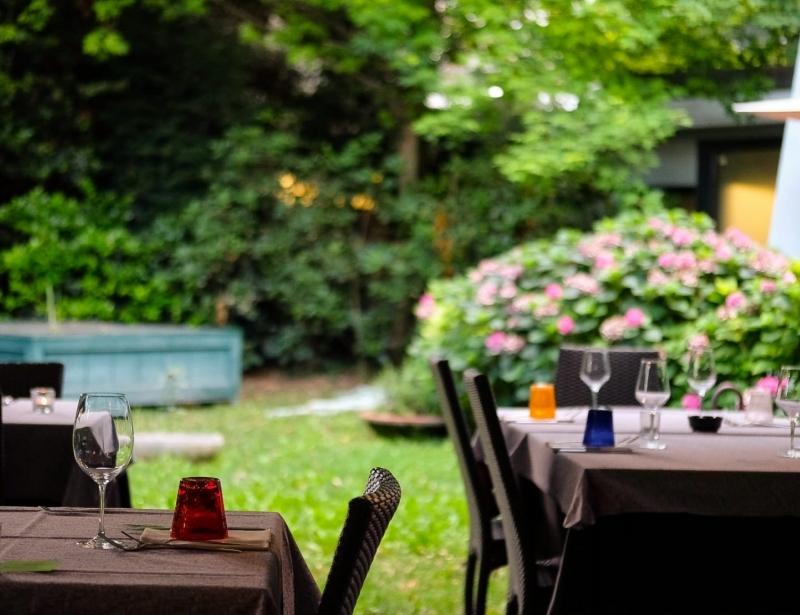 Relax e sapori nel ristorante di Hotel Touring