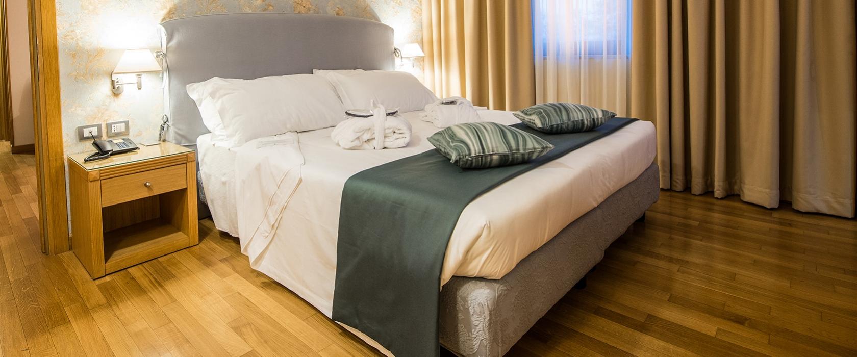 Nell'Hotel Touring di Carpi trovi meravigliose suite