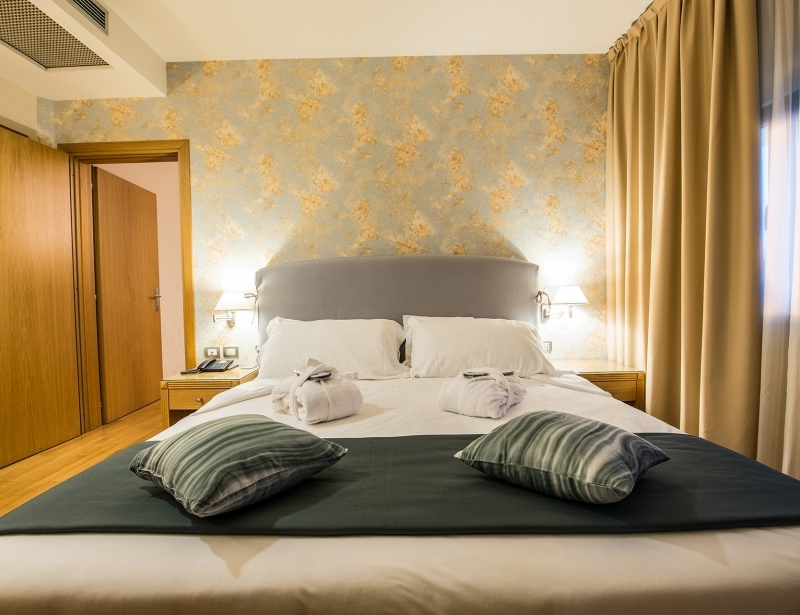 Luxurious suites in Carpi - Hotel Touring 4-star