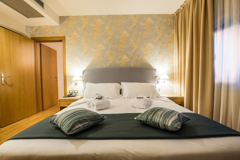 Lussuose suite a Carpi - Hotel Touring 4 stelle